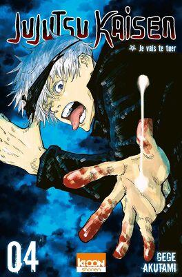Couverture du livre : Jujutsu Kaisen, Tome 4 : Je vais te tuer