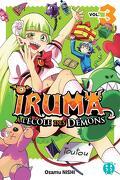 Iruma à l'école des démons, Tome 3