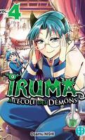 Iruma à l'école des démons, Tome 4