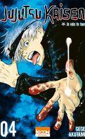 Jujutsu Kaisen, Tome 4 : Je vais te tuer