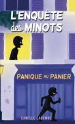 L'enquête des minots, Tome 1 : Panique au Panier