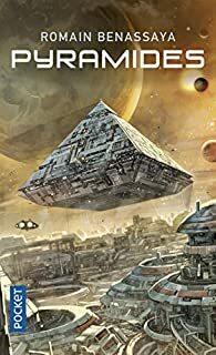 Couverture du livre : Pyramides