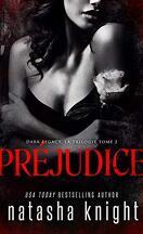 Dark Legacy, la trilogie, Tome 2 : Préjudice