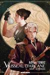 couverture Vaisseau d'Arcane, tome 1 : Les Hurleuses