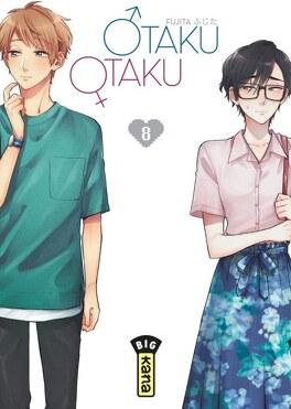 Couverture du livre : Otaku Otaku, Tome 8