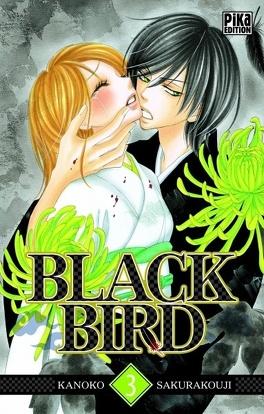 Couverture du livre : Black Bird, Tome 3
