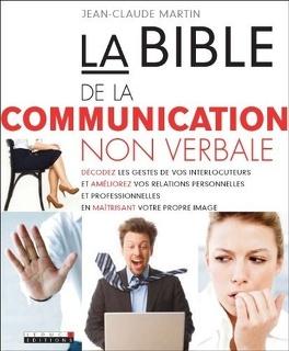 Couverture du livre : la bible de la communication non-verbal