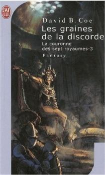 Couverture du livre : La Couronne des 7 Royaumes, tome 3 : Les Graines de la discorde