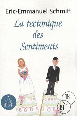 Couverture du livre : La tectonique des sentiments