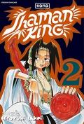 Shaman King Tome 2