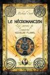 couverture Les Secrets de l'Immortel Nicolas Flamel, Tome 4 : Le Nécromancien