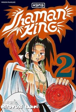 Couverture du livre : Shaman King Tome 2