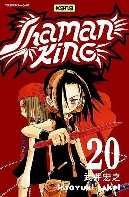 Couverture du livre : Shaman King Tome 20