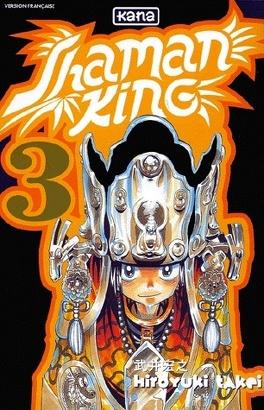 Couverture du livre : Shaman King Tome 3