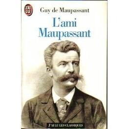 Couverture du livre : L'ami Maupassant