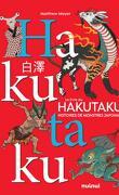 Le livre du Hakutaku - Histoires de monstres japonais