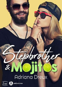 Couverture du livre : Stepbrother & Mojitos