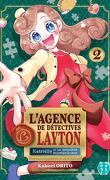 L'Agence de détectives Layton, Tome 2