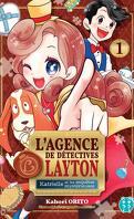 L'Agence de détectives Layton, Tome 1