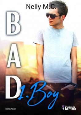 Couverture du livre : Bad Boy, Tome 1