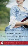 Les Quatre Amis, Tome 3 : Les Égarements de Lady Windermere