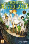 couverture The Promised Neverland, Tome 1 : Grace Field House