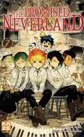 The Promised Neverland, Tome 7 : Décision