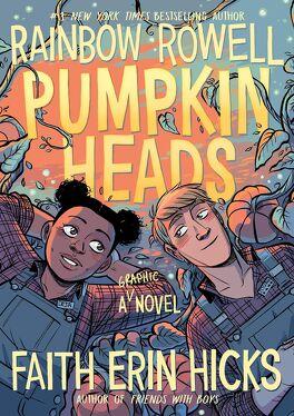 Couverture du livre : Pumpkin heads