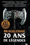 couverture Bragelonne, 20 ans de légendes