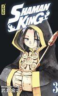 Shaman King - Star Edition, Tome 3