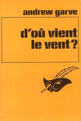 Couverture du livre : D'où vient le vent ?