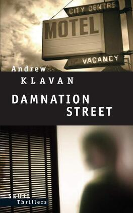 Couverture du livre : Damnation Street