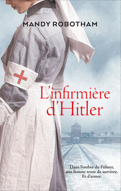 Couverture du livre : L'infirmière d'Hitler