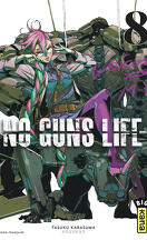 No Guns Life, Tome 8