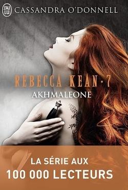 Couverture de Rebecca Kean, Tome 7 : Akhmaleone