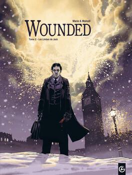 Couverture du livre : Wounded tome 2 Les Limbes de Jack
