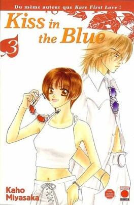 Couverture du livre : Kiss in the Blue, Tome 3