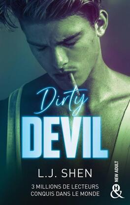 Couverture du livre : All Saints High, Tome 1 : Dirty Devil