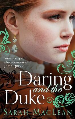 Couverture du livre : Les Mauvais garçons, Tome 3 : Daring and the Duke