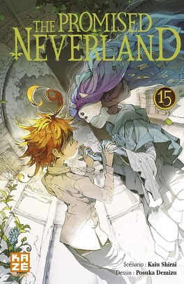 Couverture du livre : The Promised Neverland, Tome 15