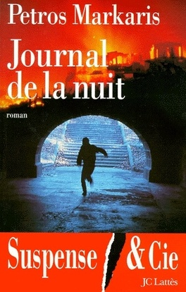 Couverture du livre : Journal de la nuit
