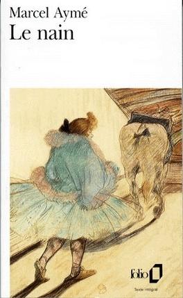 Couverture du livre : Le Nain