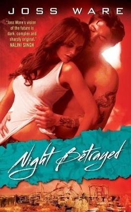 Couverture du livre : Les amants de l'Apocalypse, Tome 4 : Night Betrayed