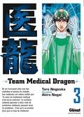 Team Medical Dragon, tome 3