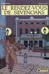 couverture Albany et Sturgess, Tome 1 : Le rendez-vous de Sevenoaks