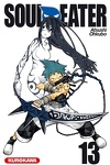 couverture Soul Eater, tome 13