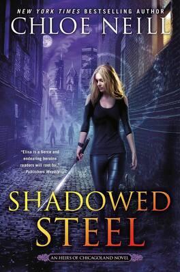 Couverture du livre : Les Héritiers de Chicago, Tome 3 : Shadowed Steel