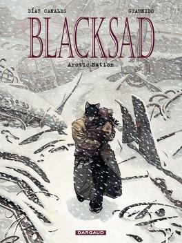 Couverture du livre : Blacksad, Tome 2 : Arctic-Nation