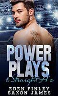 CU Hockey, Tome 1 : Power Plays & Straight A's