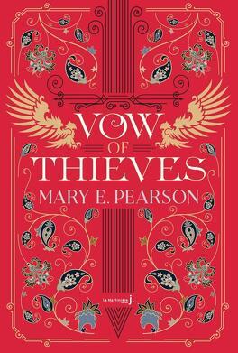 Couverture du livre : Vow of Thieves